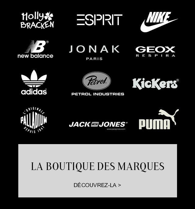 la boutique marques