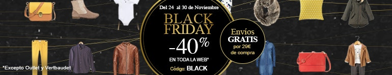 Black Friday -40%*