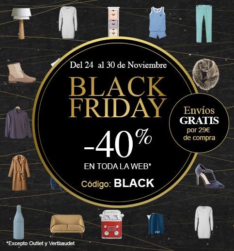 Black Friday -40%*