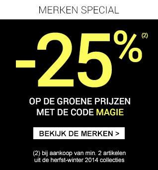 Merken special