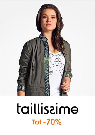 Taillissime - Tot -65%
