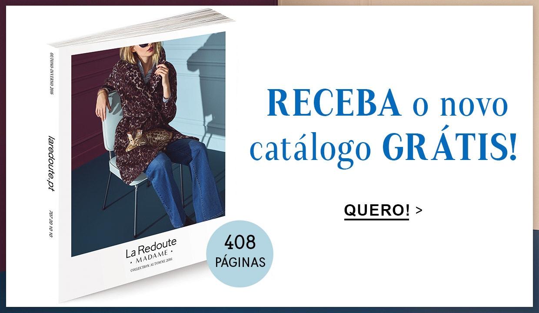 Peça já o seu catálogo La Redoute