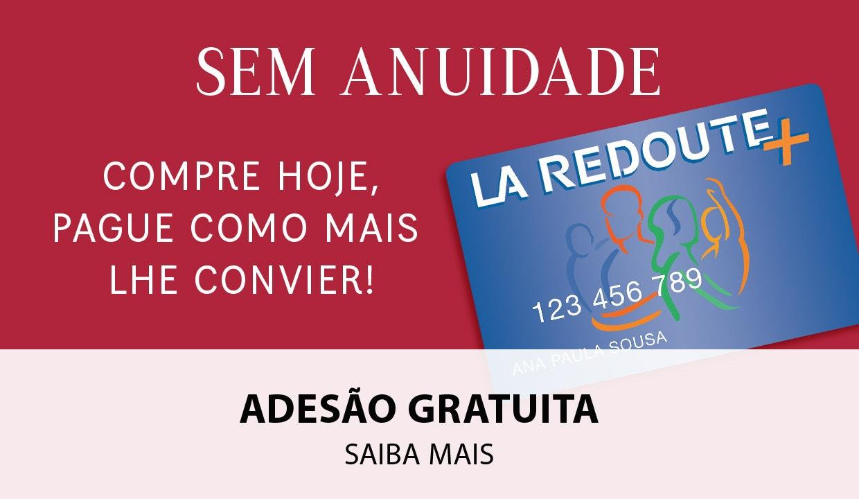 Cartão LaRedoute+