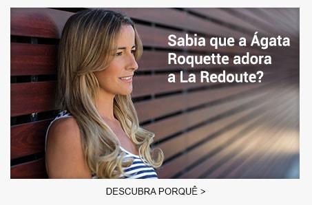 Sabia que a Ágata Roquette adora a La Redoute?