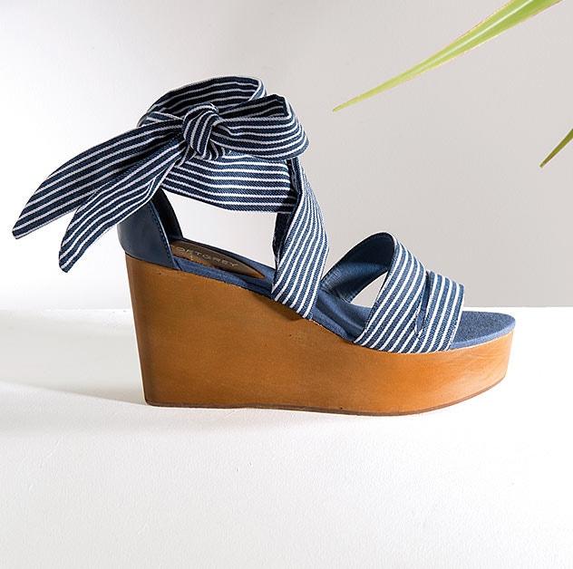 Descubra as sandálias de verão