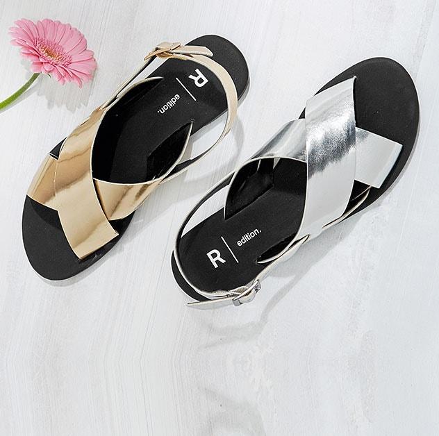 Descubra a coleção calçado