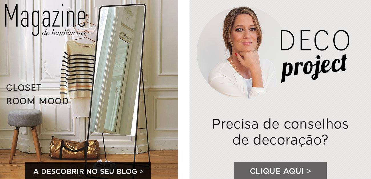 Closet Room mood // Deco Project - Serviço personalizado