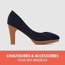 Chaussures & accessoires.