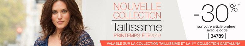 Taillissime nouvelle collection la redoute soldes - Nouvelle collection la redoute ...