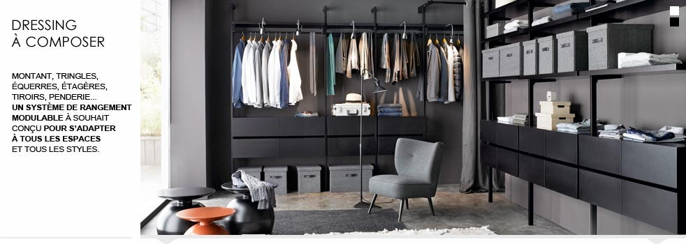 dressing composer am pm en soldes la redoute. Black Bedroom Furniture Sets. Home Design Ideas