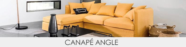 canap d 39 angle am pm la redoute soldes. Black Bedroom Furniture Sets. Home Design Ideas