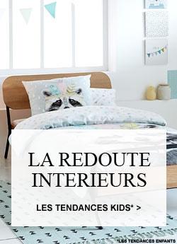 Chambre enfant lit commode bureau armoire enfant la redoute - Lit sureleve la redoute ...