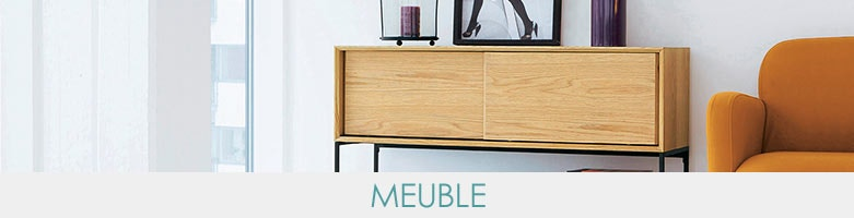 meuble tv buffet am pm en solde la redoute. Black Bedroom Furniture Sets. Home Design Ideas