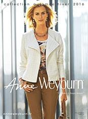 Anne weyburn catalogue automne hiver - Catalogue la redoute printemps ete 2015 ...