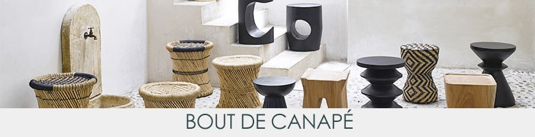 bout de canap am pm la redoute. Black Bedroom Furniture Sets. Home Design Ideas