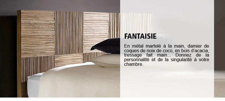 t te de lit am pm la redoute. Black Bedroom Furniture Sets. Home Design Ideas