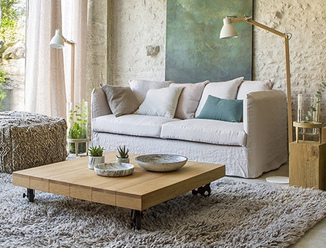 Nouvelle collection am pm meubles d coration la redoute - Soldes la redoute linge de maison ...