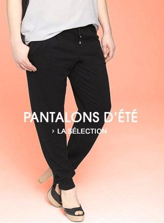 Pantalons d'été