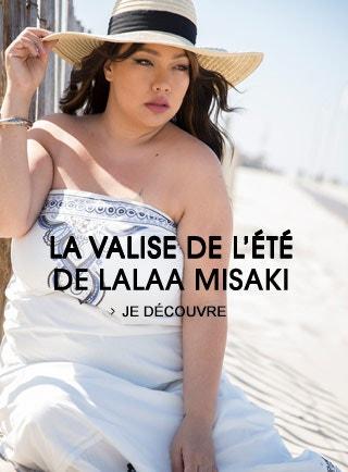 La valise de l'été de Lalaa Misaki