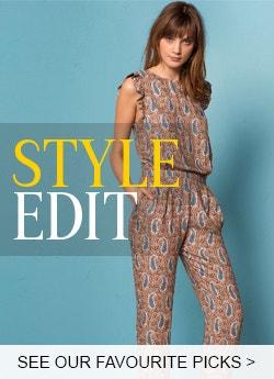 La Redoute Style Edit