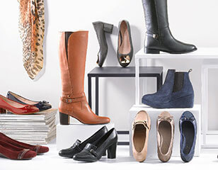 la redoute footwear