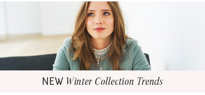 New Winter Collection Trends