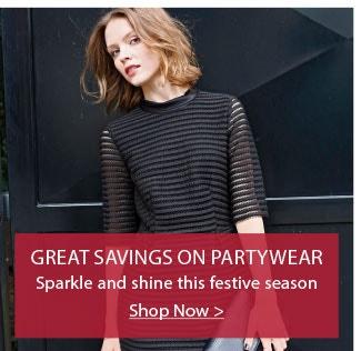 Shop Partywear >