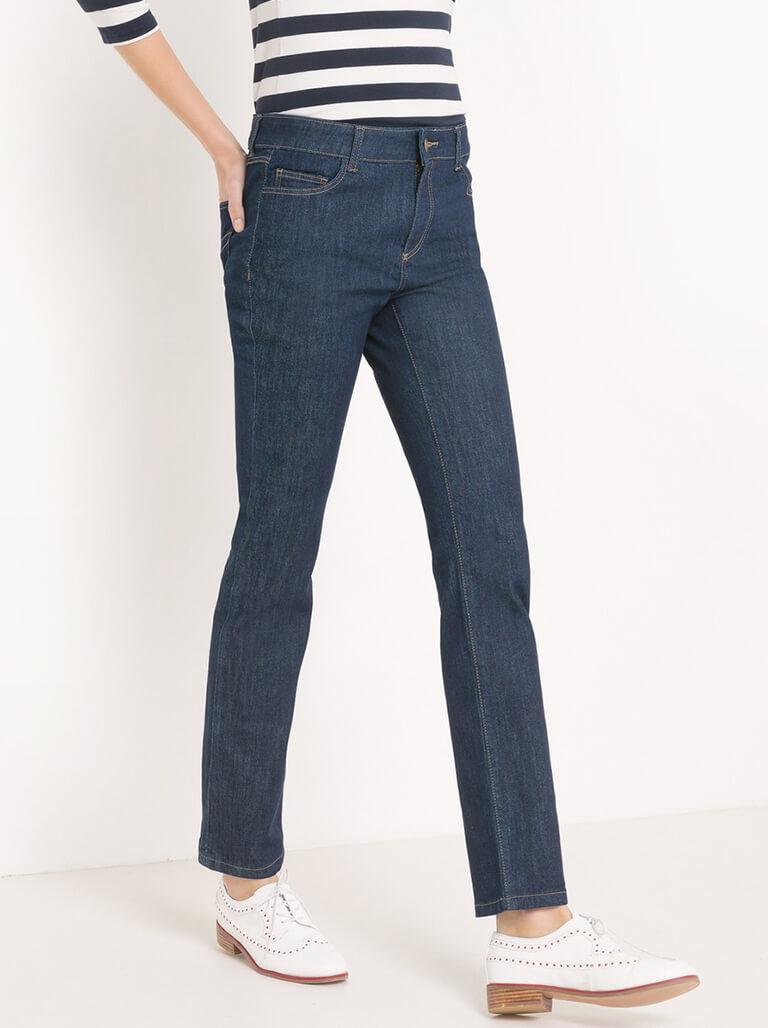 Straight Leg Jeans Image