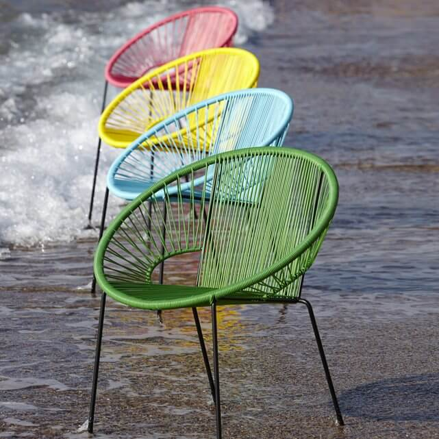 Garden Chairs Category Image