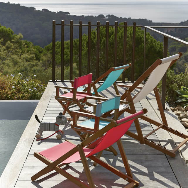 Lounger & Deck Chairs Category Image