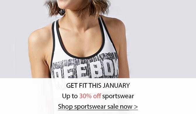 La Redoute Sportswear Sale