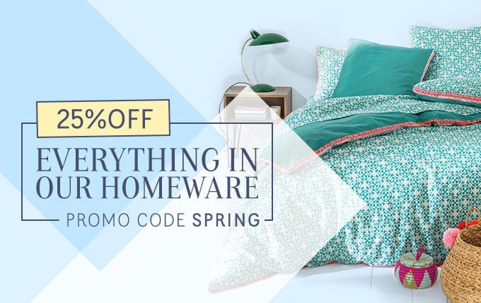 Homeware Sale banner