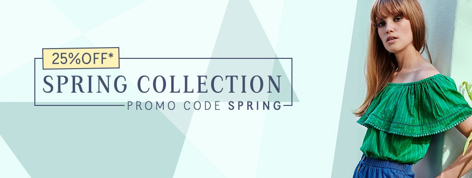 La Redoute New Spring Collection