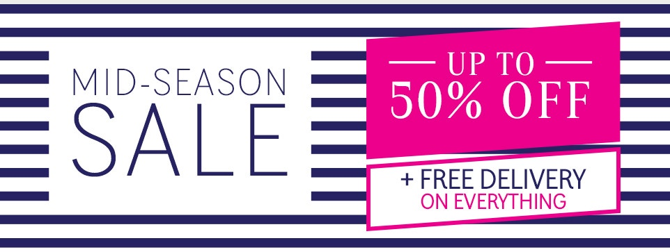 La Redoute Mid Season Sale