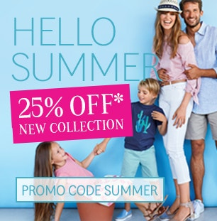 Hello Summer - 25% OFF*