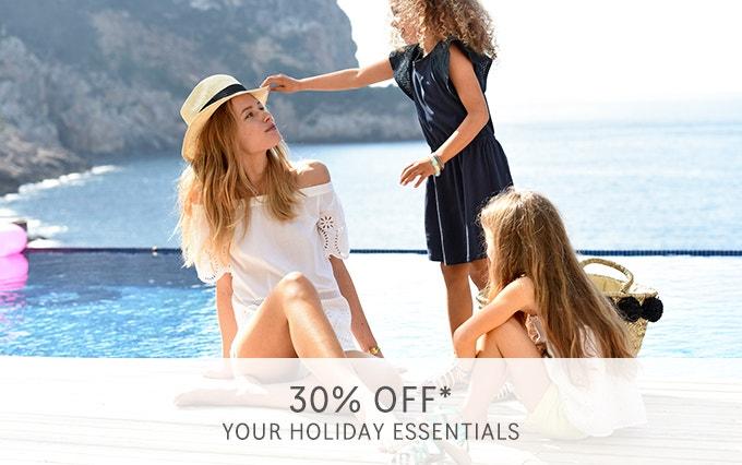 30% Off Holiday Essentials