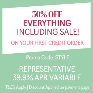 30% First Credit Order