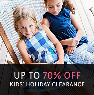Last minute Kids Holiday Clearance