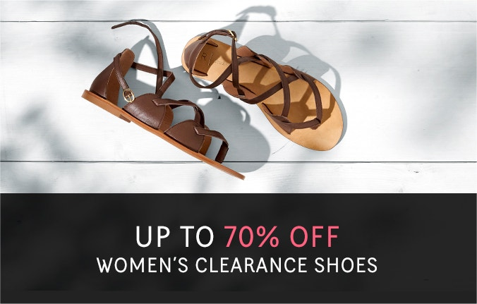 Final Clearance Womens Shoes
