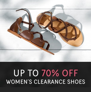 Women's Shoes Clearance