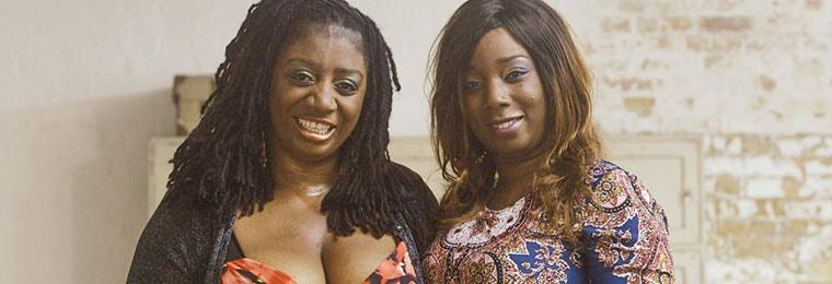 Shavana and Dee