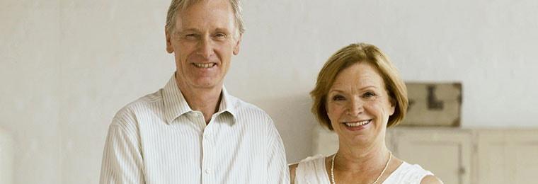 Barbara and Michael