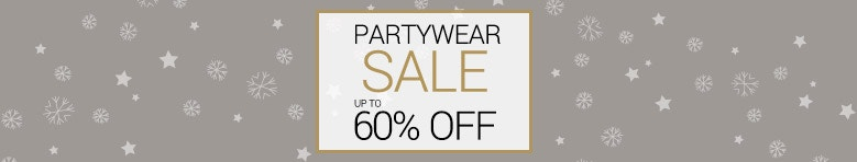 Partywear Sale > Shop Now