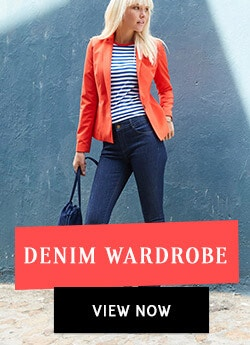 Women Breakzone for denim clothing