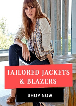 Women Breakzone for tailored jackets & blazers