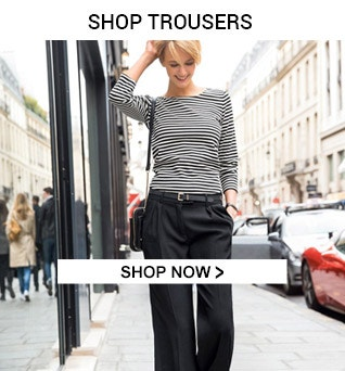 Shop Trousers