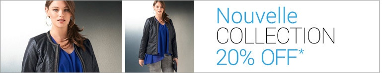 Nouvelle Collection, 20% off*