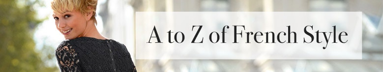 A to Z of French Style