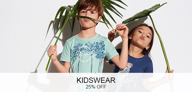 The Big Event - 25% OFF Kidswear