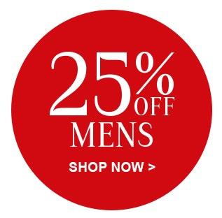 The Big Event - 25% OFF Mens